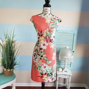Chico's Tropical Dress